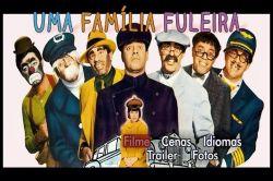 DVD A FAMILIA FULEIRA - JERRY LEWIS