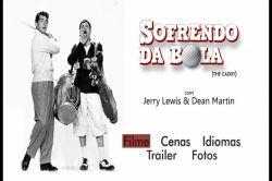 DVD SOFRENDO DA BOLA - JERRY LEWIS