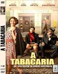 DVD  A TABACARIA  - BRUNO GANZ