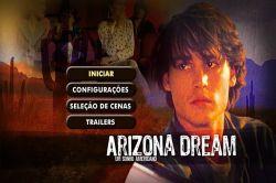 DVD ARIZONA DREAM - UM SONHO AMERICANO - JOHNNY DEPP