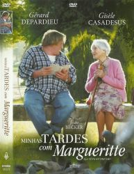 DVD MINHAS TARDES COM MARGUERITTE - GERARD DEPARDIEU