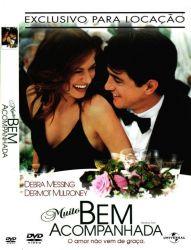 DVD MUITO BEM ACOMPANHADA - DERMONT MULRONEY