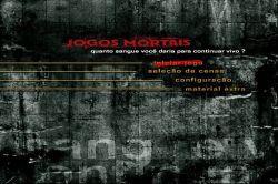 DVD JOGOS MORTAIS  - DANNY GLOVER