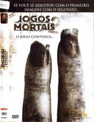 DVD JOGOS MORTAIS 2 - TOBIN BELL