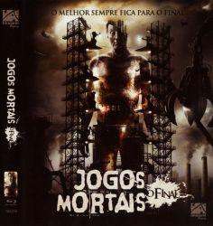 DVD JOGOS MORTAIS - O FINAL