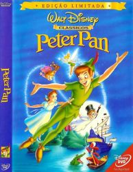 DVD PETER PAN - DISNEY - 1953
