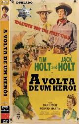 DVD A VOLTA DE UM HEROI - TIM HOLT - FAROESTE - 1948