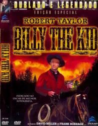 DVD BILLY THE KID - ROBERT TAYLOR - FAROESTE - 1941