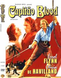 DVD CAPITAO BLOOD - ERROL FLYNN - 1935