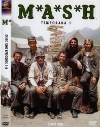 DVD MASH - 1 TEMP - 3 DVDs