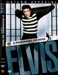 DVD ELVIS - O PRISIONEIRO DO ROCK