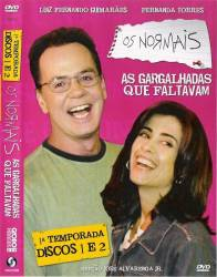 DVD OS NORMAIS - 1 TEMP - 2 DVD