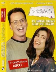 DVD OS NORMAIS - 3 TEMP - 1 DVD