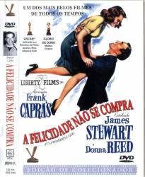 DVD A FELICIDADE NAO SE COMPRA - JAMES STEWART