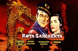 DVD ROTA SANGRENTA - JOHN WAYNE - 1955