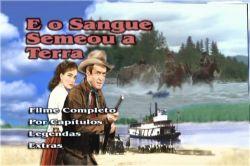 DVD E O SANGUE SEMEOU A TERRA - JAMES STEWART
