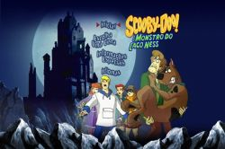 DVD SCOOBY-DOO E O MONSTRO DO LAGO NESS