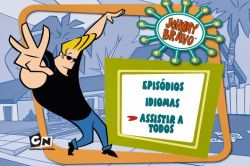 DVD JOHNNY BRAVO - 1 TEMP - VOL 1