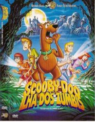 DVD SCOOBY-DOO - NA ILHA DO ZAUMBIS