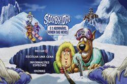 DVD SCOOBY-DOO - E O ABOMINAVEL HOMEM DAS NEVES