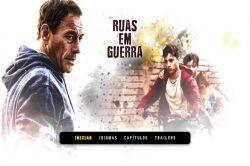 DVD RUAS EM GUERRA - VAN DAMME