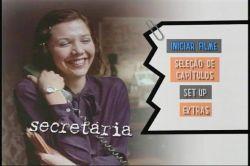 DVD SECRETARIA - JAMES SPADER