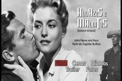 DVD AUDAZES E MALDITOS - WOODY STRODE