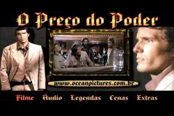 DVD O PREÇO DO PODER - GIULIANO GEMMA