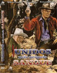 DVD UNIDOS PELO PROPRIO SANGUE - RICHARD WIDMARK