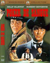 DVD POKER DE SANGUE - DEAN MARTIN