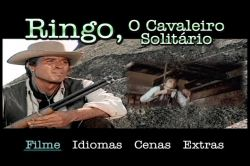 DVD RINGO O CAVALEIRO SOLITARIO