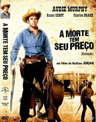 DVD A MORTE TEM SEU PREÇO - AUDIE MURPHY