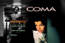 DVD COMA - MICHALE DOUGLAS