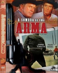 DVD A SOMBRA DE UMA ARMA - STEVEN FORSYTH
