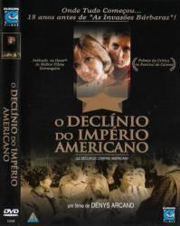 DVD O DECLINIO DO IMPERIO AMERICANO