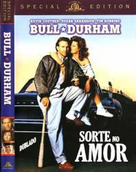 DVD SORTE NO AMOR - KEVIN COSTNER - 1988