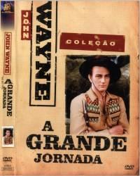 DVD A GRANDE JORNADA - JOHN WAYNE - 1930
