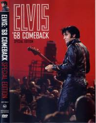 DVD ELVIS - 68 COMEBACK