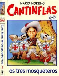 DVD CANTINFLAS - OS TRES MOSQUETEIROS - 1942