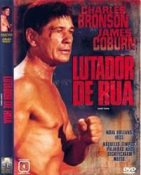 DVD LUTADOR DE RUA - CHARLES BRONSON