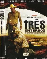 DVD TRES ENTERROS