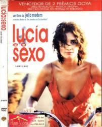 DVD LUCIA E O SEXO