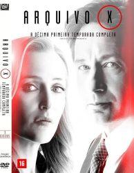 DVD ARQUIVO X - 11 TEMP - 3 DVD