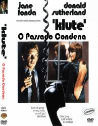 DVD KLUTE - O PASSADO CONDENA - JANE FONDA - 1971