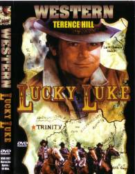DVD LUCKY LUKE - TERENCE HILL - LEGENDADO
