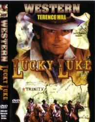 DVD LUCKY LUKE - TERENCE HILL - DUBLADO