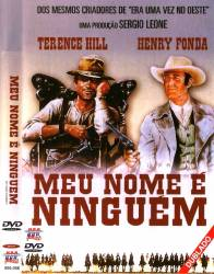 DVD MEU NOME E NINGUEM - FAROESTE - 1973