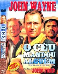 DVD O CEU MANDOU ALGUEM - JOHN WAYNE - 1948
