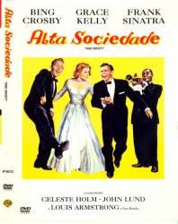 DVD ALTA SOCIEDADE - FRANK SINATRA