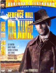 DVD VIVA DJANGO - TERENCE HILL - FAROESTE - 1968